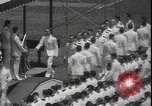 Image of midshipmen Annapolis Maryland USA, 1940, second 9 stock footage video 65675077091