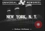 Image of American refugees New York United States USA, 1940, second 3 stock footage video 65675077092
