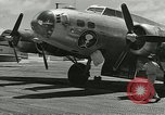 Image of DB-17P aircraft Enewetak Atoll Marshall Islands, 1946, second 8 stock footage video 65675077097