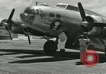 Image of DB-17P aircraft Enewetak Atoll Marshall Islands, 1946, second 9 stock footage video 65675077097