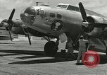 Image of DB-17P aircraft Enewetak Atoll Marshall Islands, 1946, second 11 stock footage video 65675077097