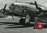 Image of DB-17P aircraft Enewetak Atoll Marshall Islands, 1946, second 12 stock footage video 65675077097