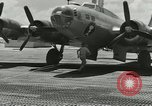 Image of DB-17P aircraft Enewetak Atoll Marshall Islands, 1946, second 5 stock footage video 65675077098
