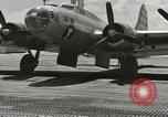 Image of DB-17P aircraft Enewetak Atoll Marshall Islands, 1946, second 7 stock footage video 65675077098