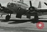 Image of DB-17P aircraft Enewetak Atoll Marshall Islands, 1946, second 8 stock footage video 65675077098