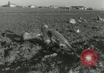 Image of Military transport aircraft crash Alvarado California USA, 1953, second 9 stock footage video 65675077111