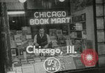 Image of Book store owner Pabel faces deportation Chicago Illinois USA, 1953, second 1 stock footage video 65675077114