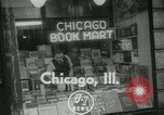 Image of Book store owner Pabel faces deportation Chicago Illinois USA, 1953, second 3 stock footage video 65675077114