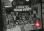 Image of Book store owner Pabel faces deportation Chicago Illinois USA, 1953, second 4 stock footage video 65675077114