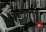 Image of Book store owner Pabel faces deportation Chicago Illinois USA, 1953, second 6 stock footage video 65675077114