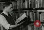 Image of Book store owner Pabel faces deportation Chicago Illinois USA, 1953, second 7 stock footage video 65675077114