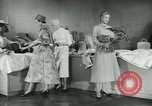 Image of French models Paris France, 1953, second 12 stock footage video 65675077116