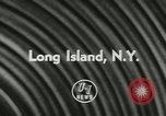 Image of Third Annual Fire Chief Steel Conference Long Island New York USA, 1957, second 2 stock footage video 65675077120