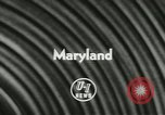 Image of Project Vanguard Maryland United States USA, 1957, second 2 stock footage video 65675077121