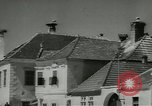 Image of storks Austria, 1957, second 6 stock footage video 65675077122