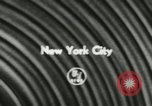 Image of Police Athletic League Boxing Finals New York City USA, 1957, second 4 stock footage video 65675077125