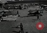 Image of Third Aviation Instruction Center Issoudun France, 1918, second 4 stock footage video 65675077155