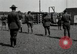 Image of Third Aviation Instruction Center Issoudun France, 1918, second 1 stock footage video 65675077162