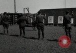 Image of Third Aviation Instruction Center Issoudun France, 1918, second 9 stock footage video 65675077162