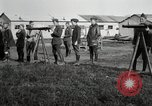 Image of Second Aviation Instruction Center Tours France, 1918, second 6 stock footage video 65675077177