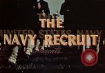 Image of navy recruits Illinois United States USA, 1947, second 7 stock footage video 65675077249