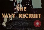 Image of navy recruits Illinois United States USA, 1947, second 11 stock footage video 65675077249