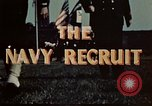 Image of navy recruits Illinois United States USA, 1947, second 12 stock footage video 65675077249