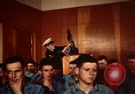Image of navy recruits Illinois United States USA, 1947, second 2 stock footage video 65675077253
