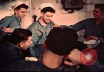 Image of Life on board ship for US Navy sailors United States USA, 1947, second 4 stock footage video 65675077259