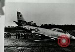 Image of Careless pilot United States USA, 1955, second 7 stock footage video 65675077269