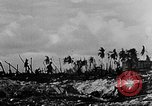 Image of Kwajalein Operations Kwajalein Atoll Marshall Islands, 1944, second 10 stock footage video 65675077298