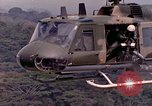 Image of UH-1 Iroquois helicopter United States USA, 1970, second 3 stock footage video 65675077318