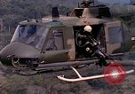 Image of UH-1 Iroquois helicopter United States USA, 1970, second 8 stock footage video 65675077318