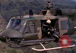 Image of UH-1 Iroquois helicopter United States USA, 1970, second 9 stock footage video 65675077318