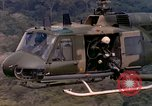 Image of UH-1 Iroquois helicopter United States USA, 1970, second 10 stock footage video 65675077318