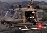 Image of UH-1 Iroquois helicopter United States USA, 1970, second 12 stock footage video 65675077318