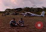 Image of UH-1 Iroquois helicopter extricate combat team United States USA, 1970, second 2 stock footage video 65675077321