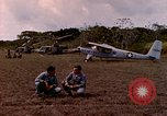 Image of UH-1 Iroquois helicopter extricate combat team United States USA, 1970, second 3 stock footage video 65675077321