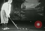 Image of Joseph Henry Kirkwood golf stunt New York United States USA, 1930, second 6 stock footage video 65675077337