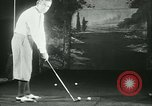 Image of Joseph Henry Kirkwood golf stunt New York United States USA, 1930, second 8 stock footage video 65675077337