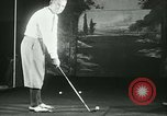 Image of Joseph Henry Kirkwood golf stunt New York United States USA, 1930, second 10 stock footage video 65675077337