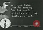 Image of technological advancement United States USA, 1921, second 5 stock footage video 65675077343