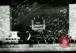 Image of Jesse Owens wins the 100 meter dash Berlin Germany, 1936, second 8 stock footage video 65675077353