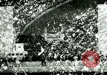 Image of Jesse Owens wins the 100 meter dash Berlin Germany, 1936, second 9 stock footage video 65675077353
