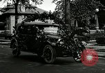 Image of decorated automobiles for Presidential campaign rally United States USA, 1916, second 3 stock footage video 65675077365