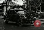 Image of decorated automobiles for Presidential campaign rally United States USA, 1916, second 4 stock footage video 65675077365