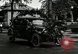 Image of decorated automobiles for Presidential campaign rally United States USA, 1916, second 8 stock footage video 65675077365