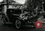 Image of decorated automobiles for Presidential campaign rally United States USA, 1916, second 10 stock footage video 65675077365