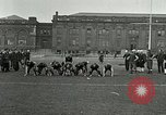 Image of US Navy football players North Chicago Illinois USA, 1916, second 2 stock footage video 65675077366