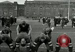 Image of US Navy football players North Chicago Illinois USA, 1916, second 8 stock footage video 65675077366
